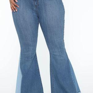 Fashion Nova Bell bottoms